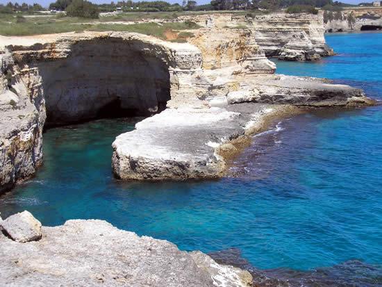 Vacaciones de ensueño en Apulia
