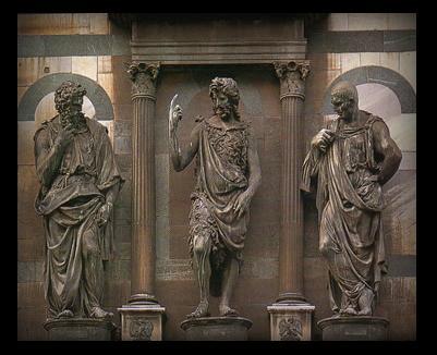 escultura del Cinquecento