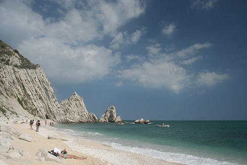 Foto Playa de Ancona