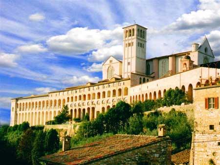 Basilica de Asis