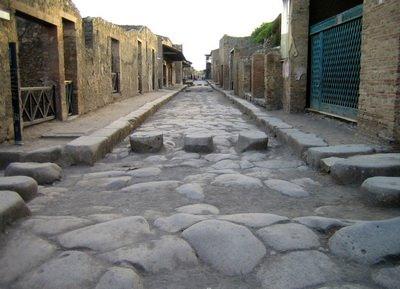 Visitar Pompeya y sus escenarios de película