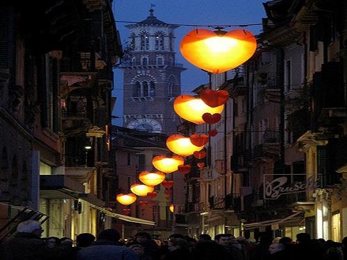 San Valentín en Italia, más que una tradición