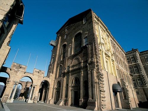 Castillo de Rivoli, Patrimonio Mundial en Turín