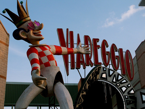 Carnaval de Viareggio, una gran fiesta