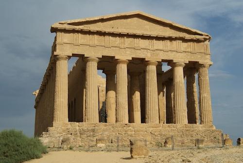 Las ruinas de Agrigento: tesoro de la Antigüedad