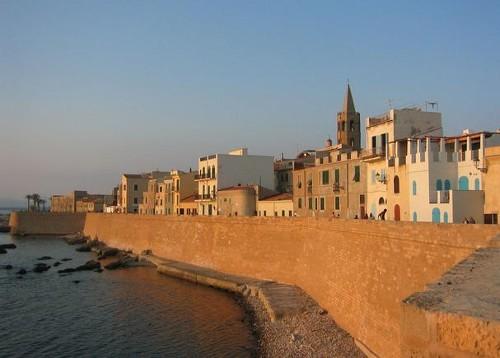 Un paseo por Alghero, en Cerdeña
