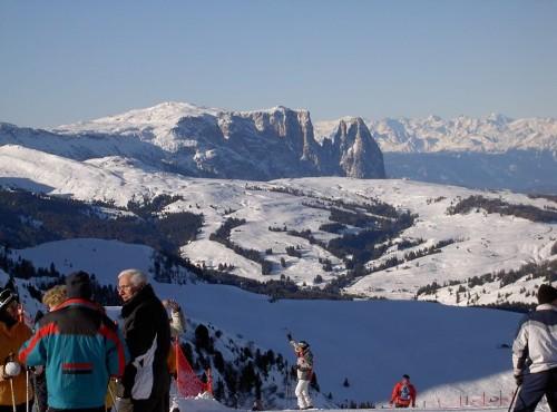 Parque Natural de Sciliar-Alpe di Siusi