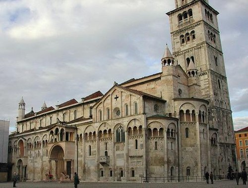 Duomo de Modena