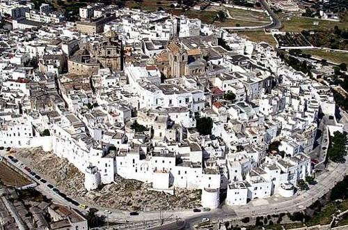 Locorotondo: tipismo en la provincia de Bari