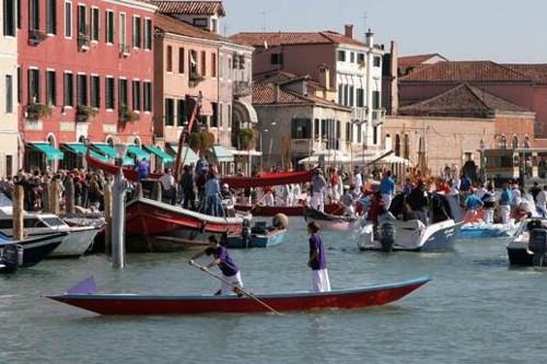 Ruta por las islas venecianas