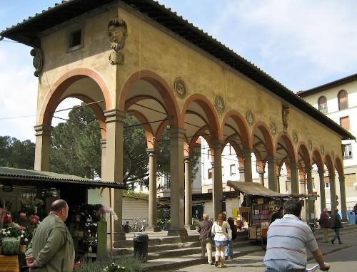 Algunos rincones con encanto de Florencia
