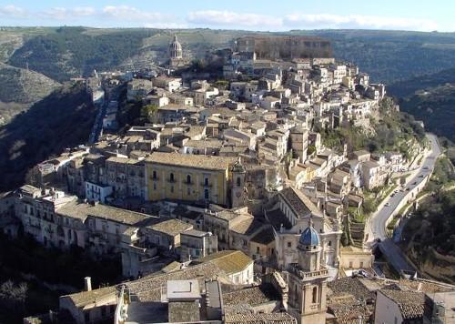 Las ciudades tardobarrocas del valle de Noto, Sicilia