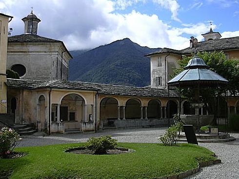 Sacri Monti del Piamonte y Lombardía