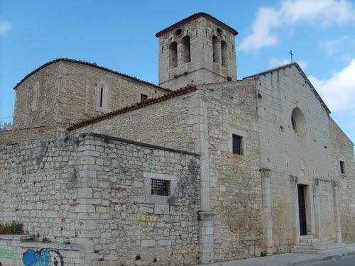 Iglesia de San Giorgio, en Campobasso