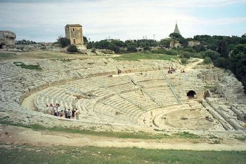 El parque arqueológico de Siracusa