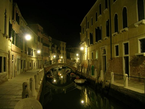 Tours de tarde noche en Italia: Florencia y Venecia