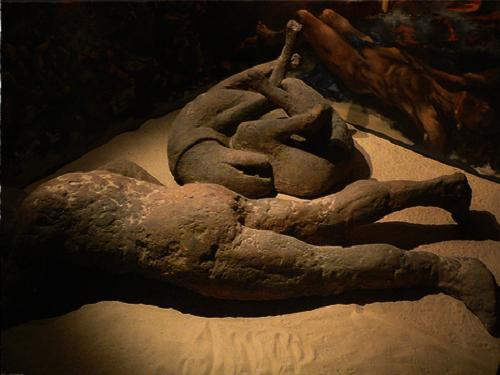 Visitar el Antiquarium de Pompeya