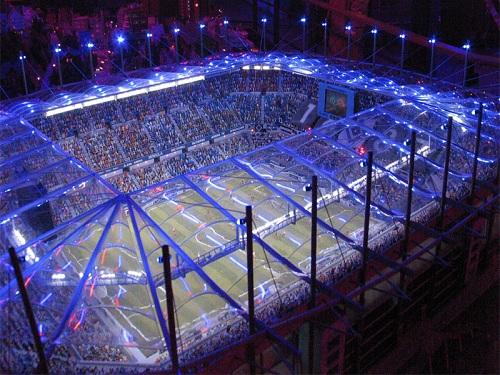 Inauguración del estadio Juventus Arena