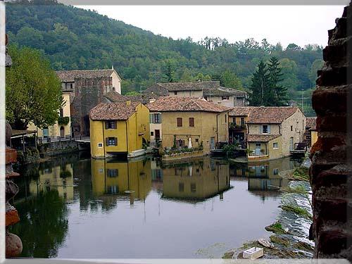 """Visitar Borghetto, uno de los pueblos """"piu bello"""""""