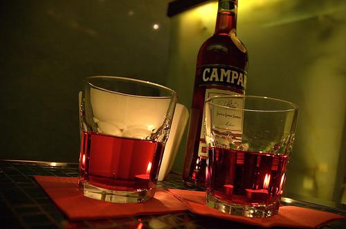 Campari, una bebida con mucha historia