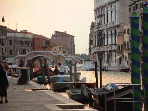 Cannaregio, barrio tranquilo en Venecia