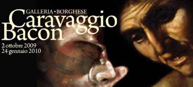 Caravaggio vs. Bacon