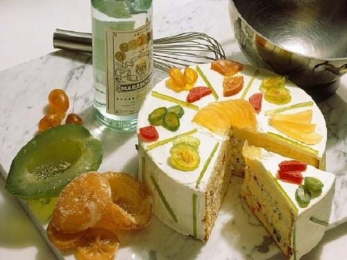 Cassata siciliana, tarta tradicional de Sicilia