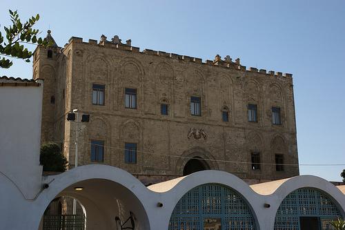 El Castello della Zisa y el Museo de Arte Islamico