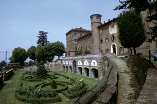 El Castillo de Moncalieri