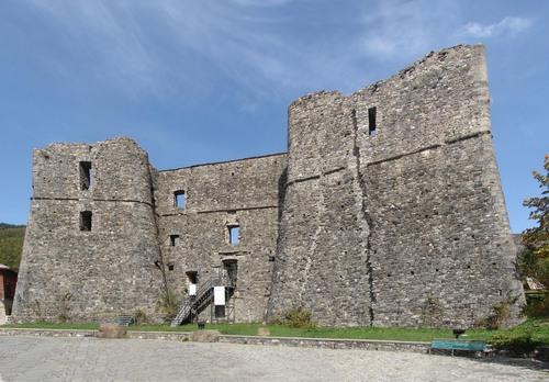 Castillo de Santo Stefano d'Aveto