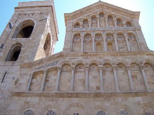 Visitar la Catedral de Santa María de Cagliari