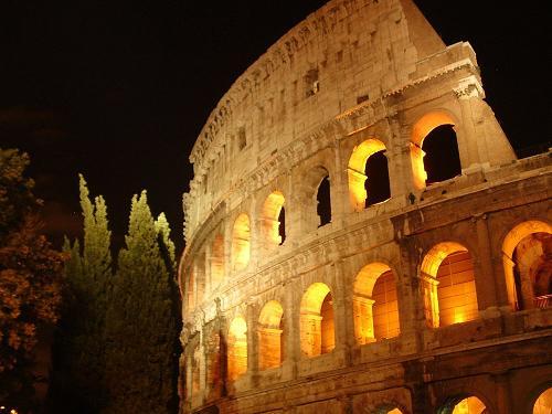 Viajar a Roma en Italia