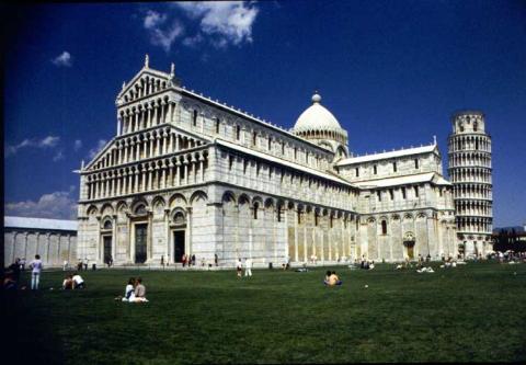 Visitar el Duomo de Pisa