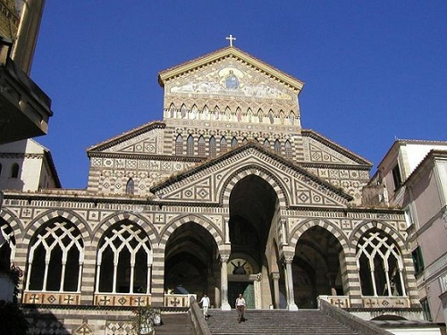 la catedral de amalfi