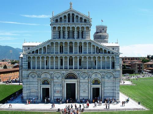 Duomo Santa María Asunta de Pisa