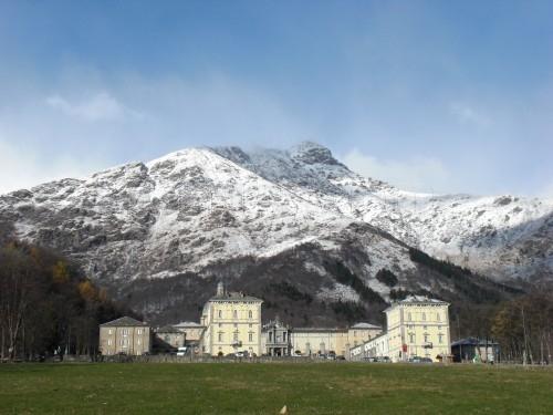 Recorrer el santuario di oropa en Biella