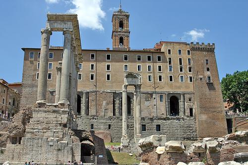 El Tabulario de Roma