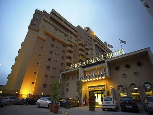 Hoteles entre 57 y 72 euros en Palermo