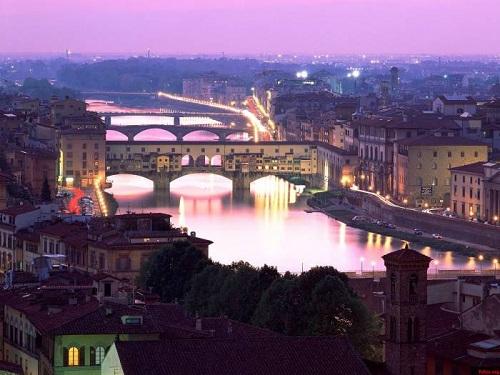 Hoteles en el centro de Florencia