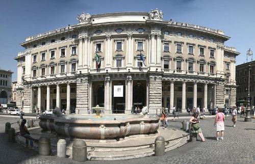 El Palacio Colonna y su galería de arte