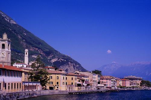 Visitar la ciudad de Gargnano en Brescia