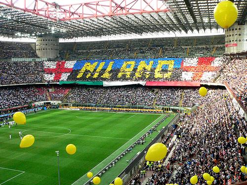 Estadio Giuseppe Meazza, lugar de inolvidable mundial