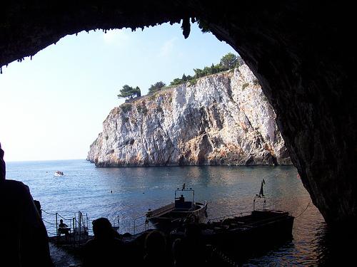 Cueva de Zinzulusa en Salento