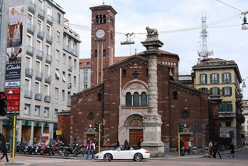 Iglesia de San Babila