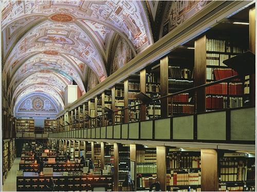 Biblioteca Apostólica Vaticana de la Santa Sede