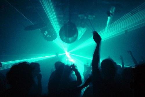disco pub la noche: