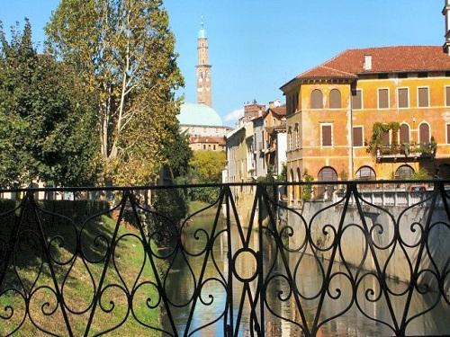 Vicenza, Patrimonio de la Humanidad de Véneto