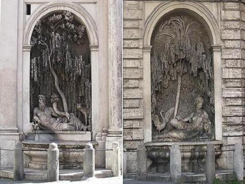 la-piazza-delle-quattro-fontane