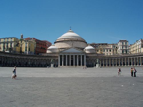Plaza del Plebiscito