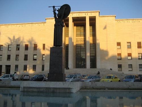 """Universidad de Roma """"La Sapienza"""""""